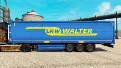 CAMIÓN WALTER skin for trailers