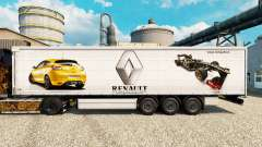 La piel de Renault F1 Team v2 en semi