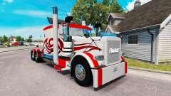 La piel Jammin Engranajes para que el camión Pet