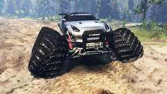 Nissan GT-R (R35) [monster truck]