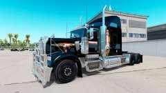 La piel de Black Ops v2 en el camión Kenworth W9