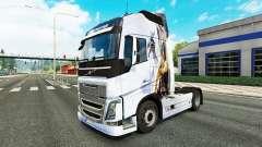 La piel Drache v1.1 tractor Volvo