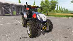 New Holland T7.290 red rikie