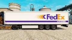 FedEx piel para remolques