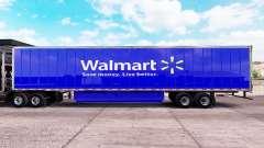 La piel Walmart trailer extendido