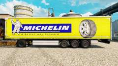La piel Michelin Latitude en semi