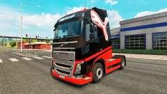 Puma de la piel para camiones Volvo