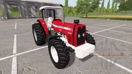 Massey Ferguson 299 advanced para Farming Simulator 2017