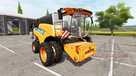 New Holland CR10.90 twin wheels para Farming Simulator 2017