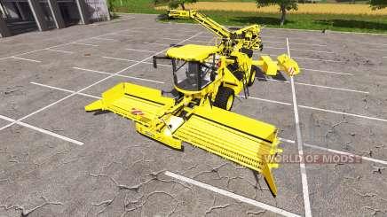 ROPA euro-Maus 5 v1.2 para Farming Simulator 2017