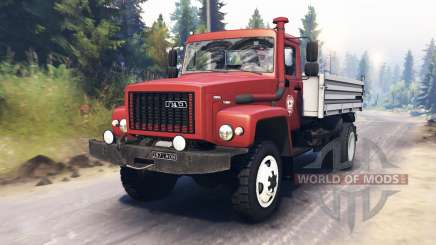 GAS-3308 sadko para Spin Tires