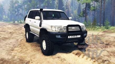 Toyota Land Cruiser [pack] para Spin Tires