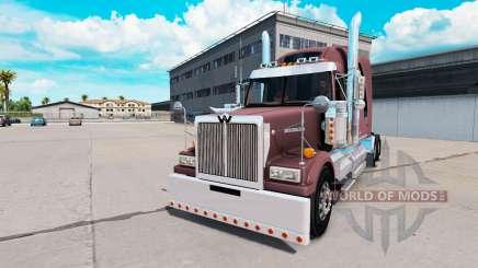 Wester Star 4900 para American Truck Simulator