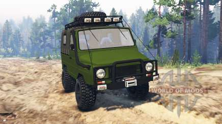 LuAZ-969М para Spin Tires
