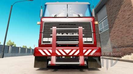 Pesado Deber de parachoques para Mack MH Ultra-Liner para American Truck Simulator