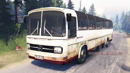 Mercedes-Benz O 302 (Br.302) para Spin Tires