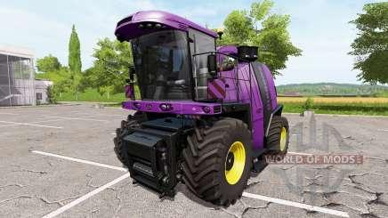 Krone BiG X 1100 v2.0 para Farming Simulator 2017