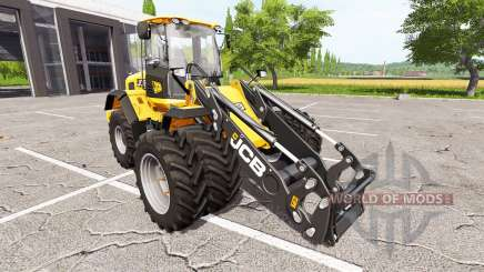 JCB 435S modified para Farming Simulator 2017