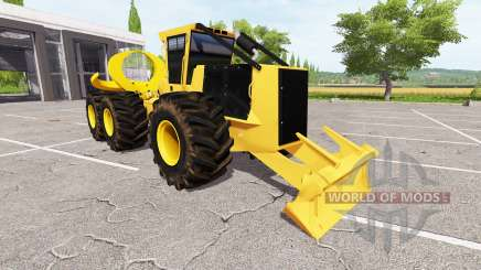 En el aparato para Farming Simulator 2017