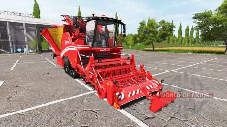 Grimme Maxtron 620 para Farming Simulator 2017