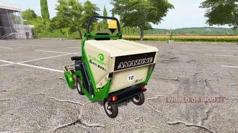 Amazone Profihopper para Farming Simulator 2017