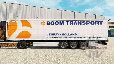 La piel Auge de Transporte en semi-remolque de l para Euro Truck Simulator 2