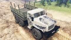 El vehículo Ural-4320