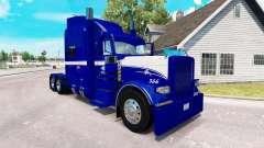 El medio oeste de la piel para el camión Peterbi