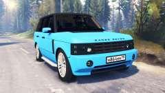 Range Rover Sport Pintoresca v2.0