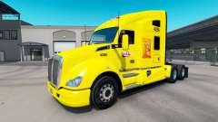 La piel Sabritas de camiones en Kenworth T680