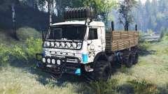 KamAZ-43114 v6.0