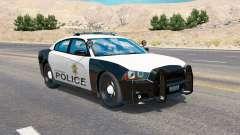 Dodge Charger de la Policía de tráfico