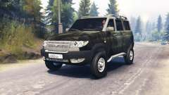 UAZ-3163 Patriota turbo v3.0