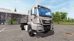 MAN TGS 18.440 tipper