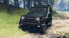 UAZ-315195 hunter v3.0