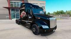 La piel Ford camión Peterbilt 579