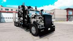 Urban Camo de la piel para el camión Peterbilt 3