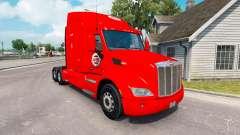 La piel ATS Peterbilt 579 tractor