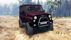 UAZ-315195 hunter turbodiesel
