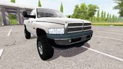 Dodge Ram 2500 cummins turbo diesel