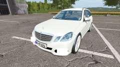 Mercedes-Benz E350 CDI Estate (S212)