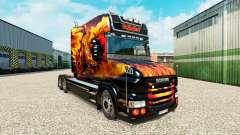 Piel de Dragón para camión Scania T