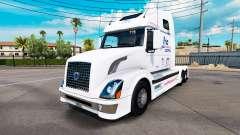 Frio Express de la piel para camiones Volvo VNL