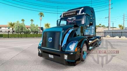 Volvo VNL 670 remix para American Truck Simulator