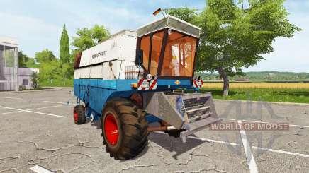 Fortschritt E 516 B para Farming Simulator 2017