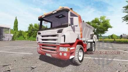 Scania P420 para Farming Simulator 2017