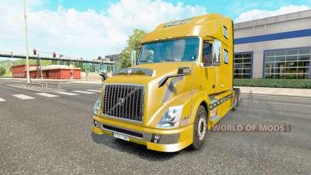 Volvo VNL 780 v3.0 para Euro Truck Simulator 2