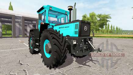 Mercedes-Benz Trac 1800 limited edition para Farming Simulator 2017