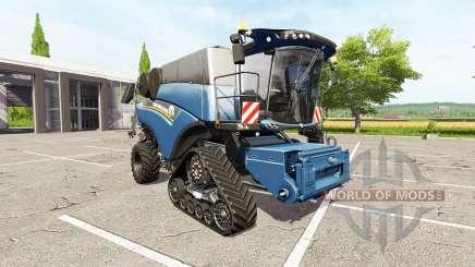 New Holland CR10.90 chassis choice para Farming Simulator 2017