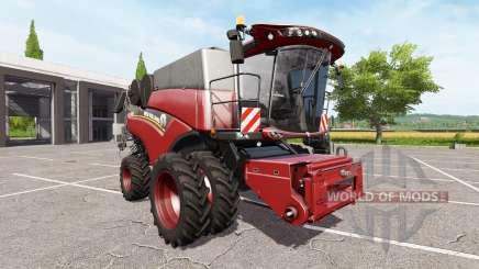 New Holland CR10.90 chassis choice v1.0.1 para Farming Simulator 2017